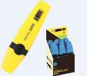 Zakreślacz GR-225 żółty (12szt) GRAND