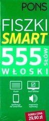 Fiszki Smart 555 słów. Włoski