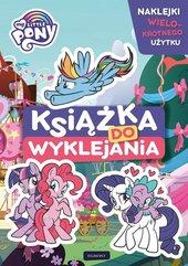 My Little Pony. Książka do wyklejania