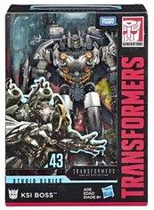 Transformers Generations Studio Series VOYAGER KSI BOSS