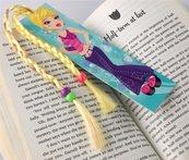 BookBraid - zakładka do książki - Blondynka