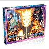 Puzzle 1000 Naruto