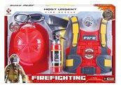 Zestaw strażaka