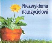 Perełka 194 - Niezwykłemu nauczycielowi.