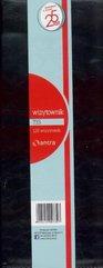 Wizytownik czteroklatkowy 732 czarny ANTRA