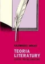Teoria literatury. Zarys problematyki