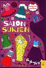 Salon sukien Kolorowanka z naklejkami