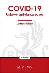COVID-19 Ustawy antykryzysowe Zbiór przepisów