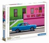 Puzzle 500 HQ The Blue Car