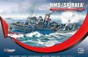 Brytyjska Korweta klasy Flower K08 HMS Spiraea