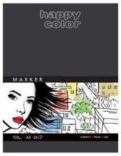 Blok do markerów ART A5/25K 100g Happy Color