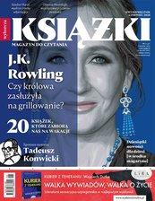 Książki. Magazyn do czytania 3/2020