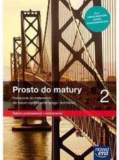 Matematyka LO 2 Prosto do matury Podr. ZPiR w.2020