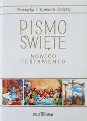 Pismo Święte - NT duże (komunia, komiks)