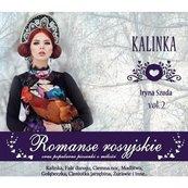 Romanse rosyjskie vol. 2 Kalinka CD