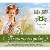 Romanse Rosyjskie vol.1 Jazrębina CD