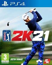 PGA Tour 2K21 (PS4)