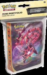 Pokemon TCG: Darkness Ablaze - Mini Portfolio na 60 kart + Booster