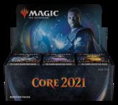 Magic The Gathering: Core Set 2021 - Booster (Display 36 szt.)