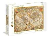 Puzzle 2000 HQ Ancient Map