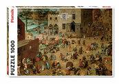 Puzzle Bruegel, Zabawy dziecięce 1000