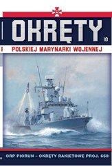 Okręty Polskiej Marynarki Wojennej T.10 ORP Piorun