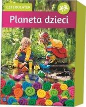Planeta dzieci Czterolatek BOX WSiP
