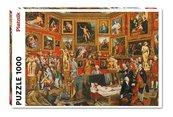 Puzzle 1000 - Zoffany, Trybunał Galerii Uffizich
