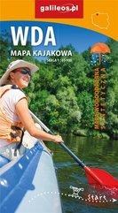 Mapa kajakowa - WDA 1:65 000