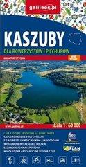 Mapa turystyczna - Kaszuby 1:60 000 w.2020
