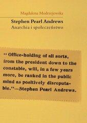Stephen Pearl Andrews Anarchia i społeczeństwo