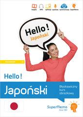 Hello! Japoński Błyskawiczny kurs obrazkowy (poziom podstawowy A1)