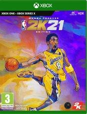 NBA 2K21 Mamba Forever Edition (XOne)