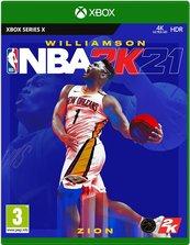 NBA 2K21 (XSX)