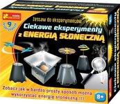 Ciekawe eksperymenty z energią słoneczną
