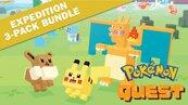 Pokémon Quest Tripple Expedition Pack