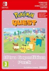 Pokémon Quest - Scattershot Stone (Switch) DIGITAL
