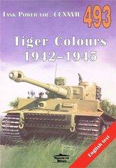 Tiger Colours 1942-1945. Tank Power vol. CCXXVII.