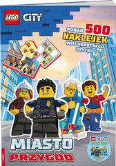 Lego City Miasto przygód