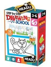 Szkoła rysowania krok po kroku HEADU