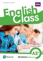English Class A2+ WB wyd. rozszerzone 2020 PEARSON