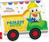 Disney Maluch Pojazdy Wywrotka