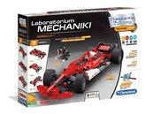 Laboratorium mechaniki Samochód wyścigowy Formuła 1 Naukowa Zabawa