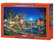 Puzzle 500 Jesienne wspomnienia CASTOR