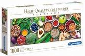 Puzzle 1000 Panorama HQ Healthy Veggie