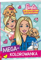 Barbie Dreamhouse Adventures Megakolorowanka