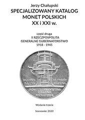 Specjalizowany Katalog Monet Polskich 1918—1945
