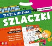 Teczka ucznia z pisakiem Szlaczki