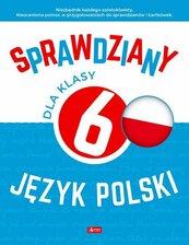 Sprawdziany dla klasy 6 Język polski