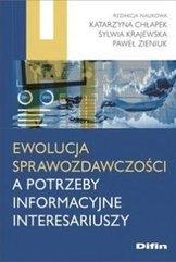 Ewolucja sprawozdawczości a potrzeby infor. ...